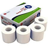 Dynarex Corporation 3563-6 Cloth Surgical Adhesive Tape 2'' x 10 yds. 6-Pack