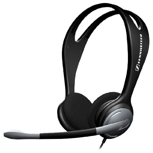 Sennheiser  PC 131 Binaural Headset with Volume Control and Microphone Mute