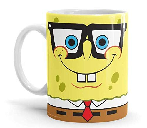 Sponge Bob Funny Mug Tumbler Water Bottle
