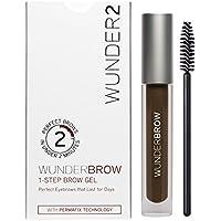 Wunder2 Wunderbrow Eyebrow Gel Perfect Eyebrows (Black/Brown)