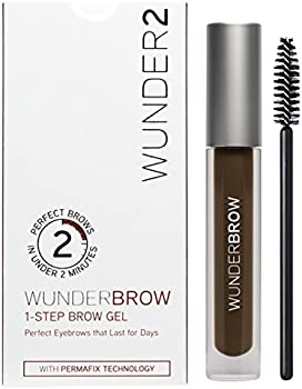 Wunder2 Wunderbrow Eyebrow Gel Perfect Eyebrows