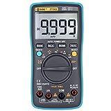 BSIDE ZT302 Digital Multimeter DMM Auto-Ranging True RMS 9999 Counts Voltmeter Capacitance Frequency Resistance Meter Testers