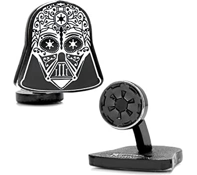 Gemelos Inc Darth Vader gemelos de calavera (negro): Amazon.es ...