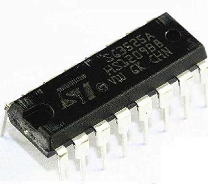Amazon com: Quickbuying 50PCS SG3525A SG3525 IC REG CTRLR PWM VM 16