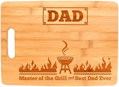 Engraved Cutting Fathers Birthday Rectangle product image