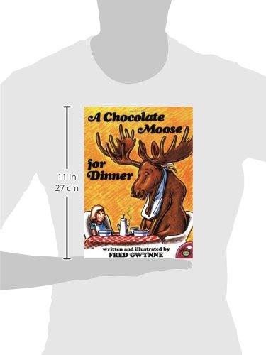 A Chocolate Moose for Dinner: Fred Gwynne: 9780671667412: Amazon ...