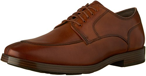 Cole Haan Men's Jay Grand Apron Ox Oxford, British Tan, 7.5 M US