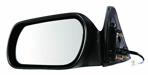 Depo 316-5405L3EB Mazda Driver Side Power Non-Heated Mirror (6 03-08 Without Defogger Without Turbo Paint To Match)