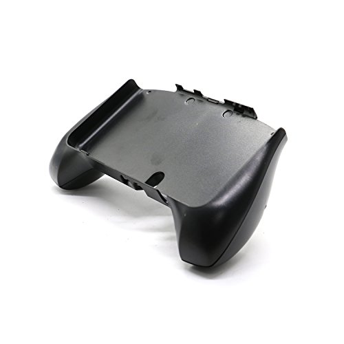 HUELE Black Hand Grip Controller Handle Holder for NEW Ni=3DS LL XL