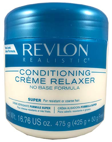 Revlon No Base Relaxer 15 oz. Super (Pack of 2)