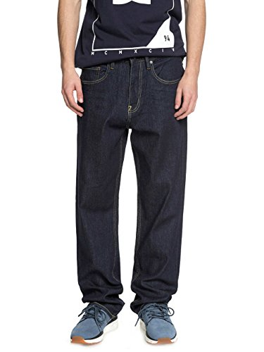 Dc Blu Worker Fit Relaxed Indigo Jeans Rinse rnRAr46a