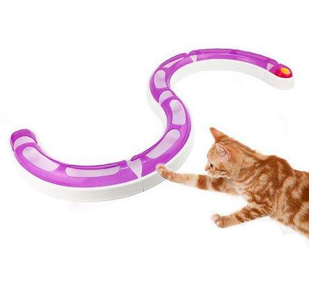Senses Spielschiene für Katzen 35 X 5 CM