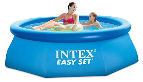 Intex Easy Set Pool without Filter - Blue, 8' x 30'