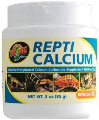 Zoo Med Repti Calcium Without D3 (3 oz)