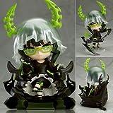 Black Rock Shooter death god of death DM TV animated Q version clay 292 # pvc Doll