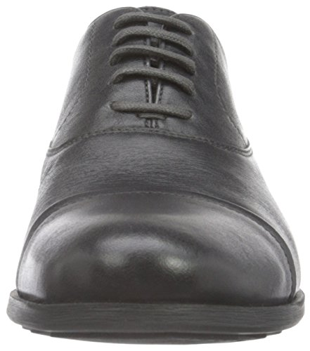 Grau Besmington Oxfords U B Men's Anthracitec9004 Geox HARq44