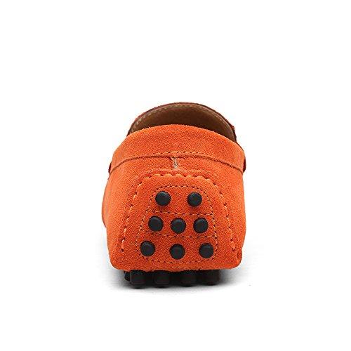 CFP - Stivali con le frange uomo, arancione (Orange), 40 EU