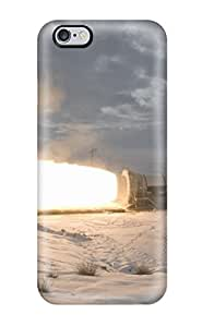 Iphone 6 Plus Case Cover Slim Fit Tpu Protector Shock Absorbent Case Rocket