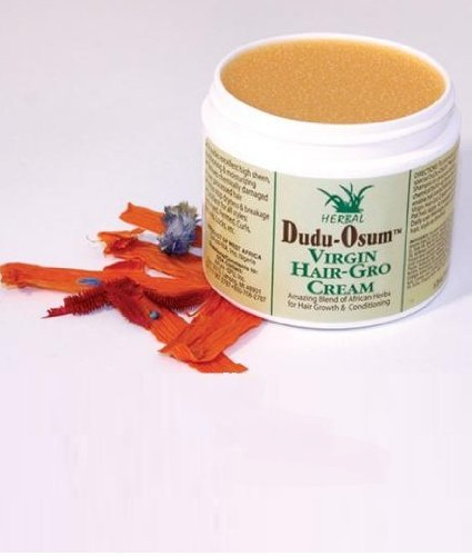 Dudu Osum Virgin Hair-gro Cream, 5.25 oz