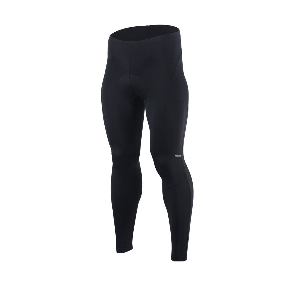 TOFERN Men Padded Bicycle Cycling Pants Tights Base Layer Running Sports MTB Bike Compression Leggings Breathable Quick Dry