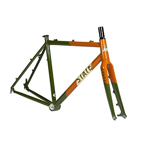 State Bicycle Co. Thunderbird Cyclocross Single Speed Bike Frame/Fork Set