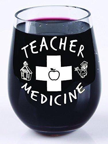 Teacher Medicine Shatterproof Unbreakable Appreciation product image