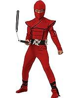 California Costumes Stealth Ninja Child Costume, Small