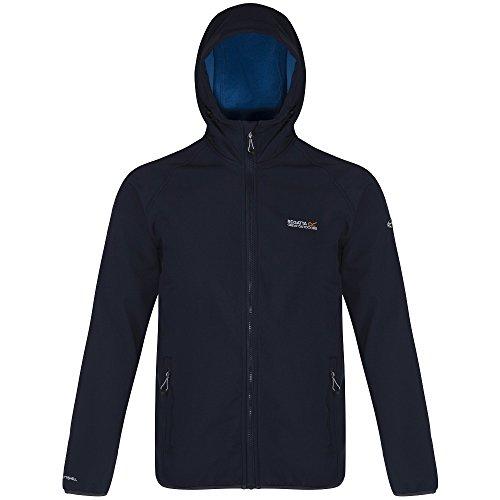 seal Regatta Iii Cera Da Uomo Grey Blue In giacca Softshell ppZ8qwr
