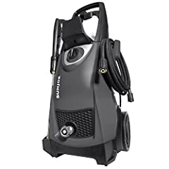 Power. Performance. Versatility. The Pressure Joe SPX3000 electric pressure washer delivers it all to tackle a variety of cleaning tasks: homes, buildings, RV's, cars, trucks, boats, decks, driveways, patios, lawn equipment and more. Packed w...