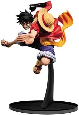 Banpresto Boys One Piece SCultures Big Zoukeio 6 vol.3 – Monkey D. Luffy Action Figure