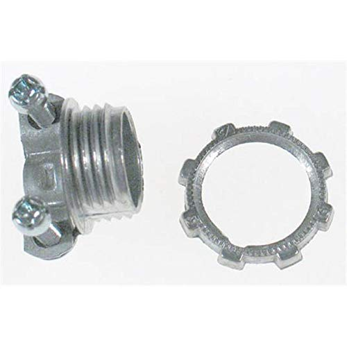 Aish adalet .38 in. Non Metallic Clamp Connector from Aish
