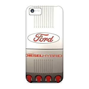 First-class Case Cover For Iphone 5c Dual Protection Cover Ford Diesel Hybrid
