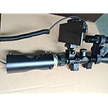 Srate DIY Night Vision Scope Rifle Scope Add On Device for Android Mobile Phone