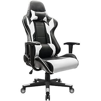 amazon com ficmax ergonomic high back large size office desk chair
