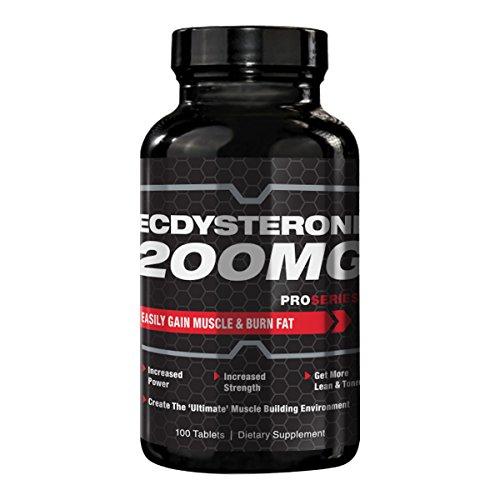 ProSeries Экдистерон 200 мг Рост мышц Дополнение - 100 таблеток