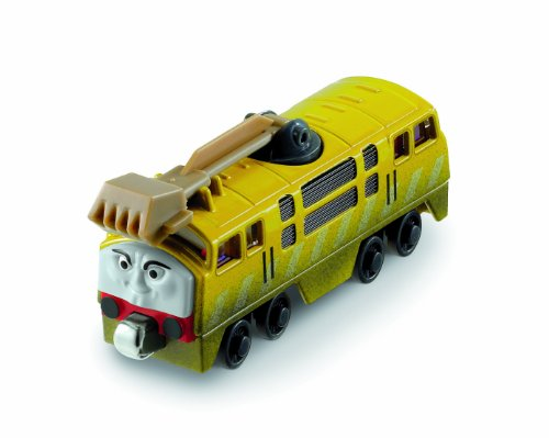 Fisher-Price Thomas & Friends DC Diesel 10 (List Of All Thomas Take N Play Trains)