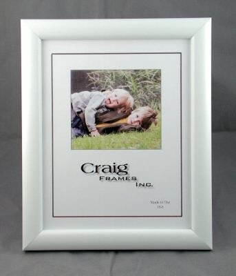 Amazon.com: 10x13 / Picture frames set (2) 10x13 White with glass ...