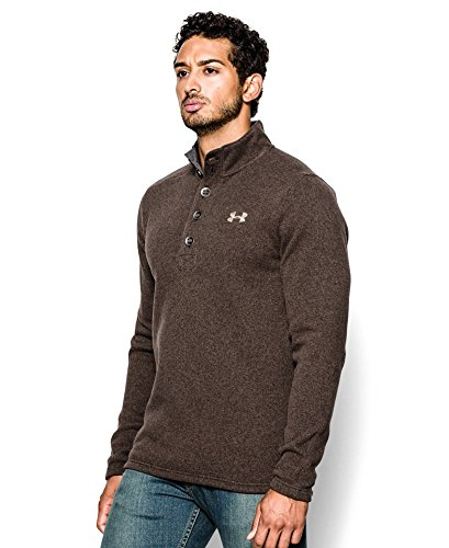 Under Armour Mens Ua Specialist Storm Sweater Medium Timber Buy