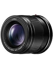 Panasonic H-HS043E LUMIX G Objektiv 42.5 mm/F1.7 ASPH.; optischer Bildstabilisator; schwarz