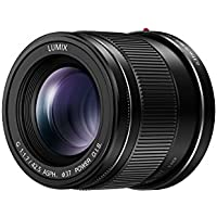 PANASONIC LUMIX G LENS, 42.5MM, F1.7 ASPH., MIRRORLESS MICRO FOUR THIRDS, POWER OPTICAL I.S., H-HS43K (USA BLACK)