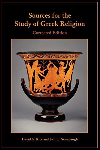 Sources for the Study of Greek Religion (Sources for Biblical Study #14)