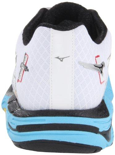 Mizuno Wave Inspire 10 Mujer US 8 Blanco Estrechos Zapatillas