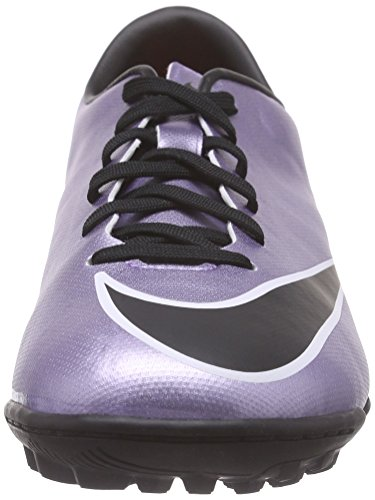V Mercurial Men Victory Schwarz s Shoes Tf Footbal NIKE silber Silver pIAqBwq