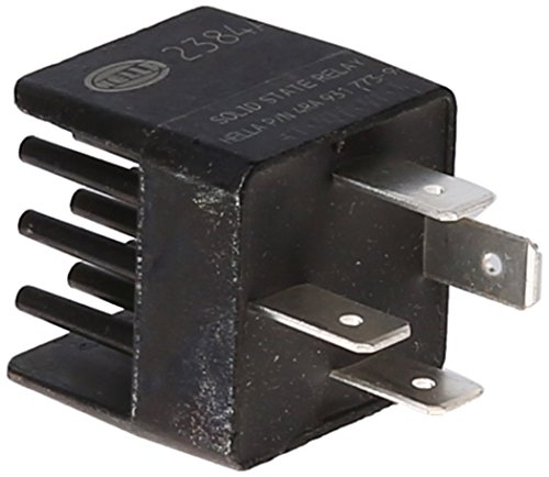 HELLA H41773001 Solid State Ceramic 32 Amp SPST Mini Relay