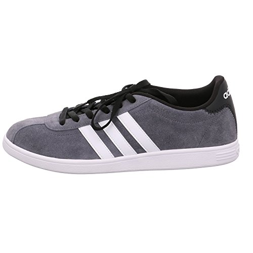 adidas Herren Vlcourt Sneaker grau