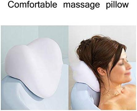 Bath pillow-BeAu Almohada de bañera Cojín de Respaldo de bañera en ...