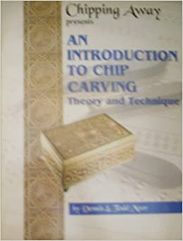 Chipping away presents an introduction to chip carving theory and