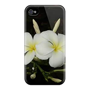 High Quality CaroleSignorile Plumeria Skin Cases Covers Specially Designed For Iphone - 6