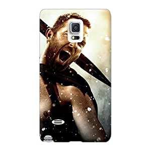 Protective Hard Cell-phone Case For Sumsang Galaxy Note 4 (IGH15847OwnQ) Unique Design Vivid Rise Against Pictures