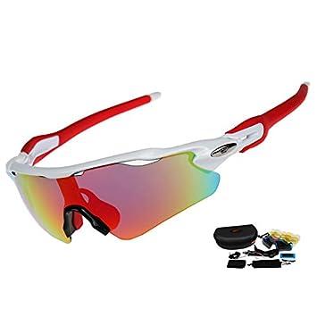DAYANGE Profesional Gafas De Ciclismo Polarizado Gafas De Bicicleta Pesca Gafas De Sol Deportivas Al Aire